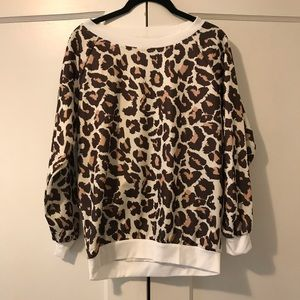 Tops - Leopard Top!
